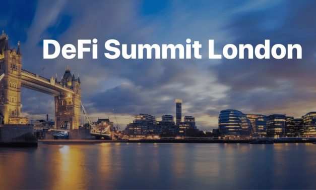 Glimpses from the London DeFi Summit