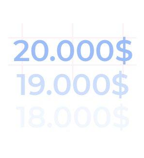 Cours du Bitcoin au dessus de 17000€