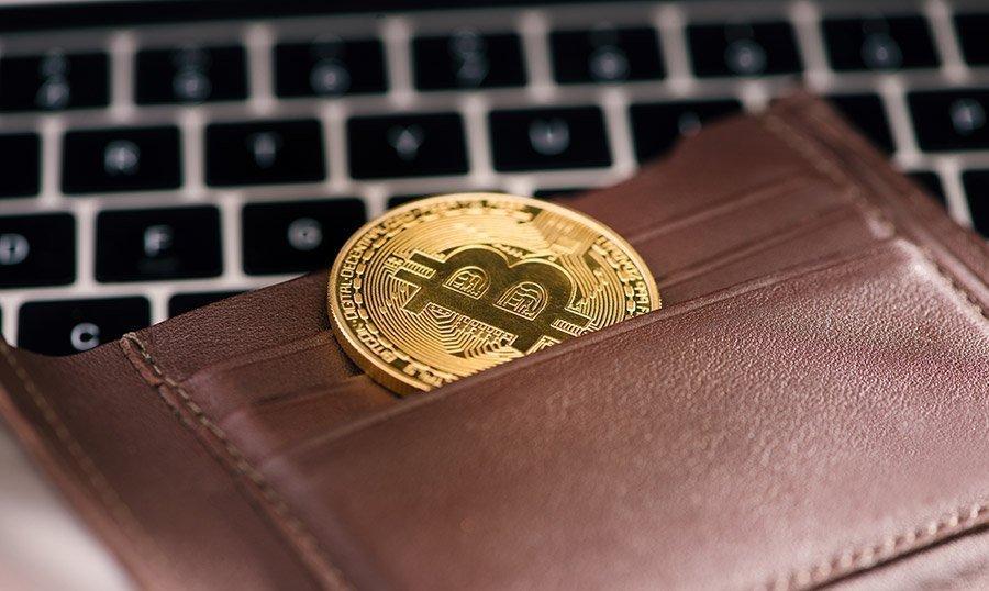 Portefeuille de cryptomonnaies