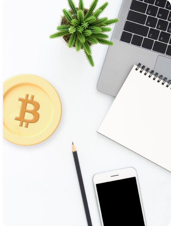 La création monétaire de bitcoin