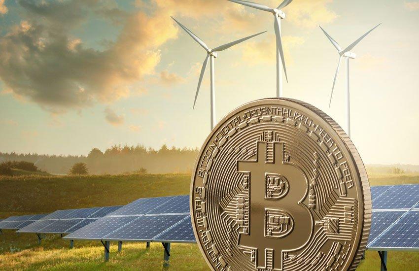 Vers un minage plus écologique pour Bitcoin ?