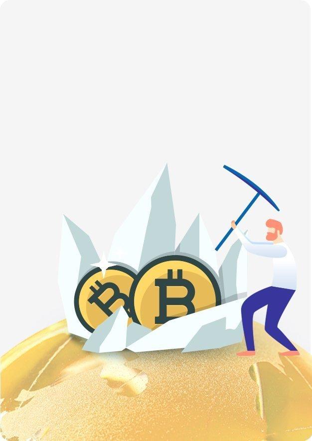 Le concept de minage du Bitcoin