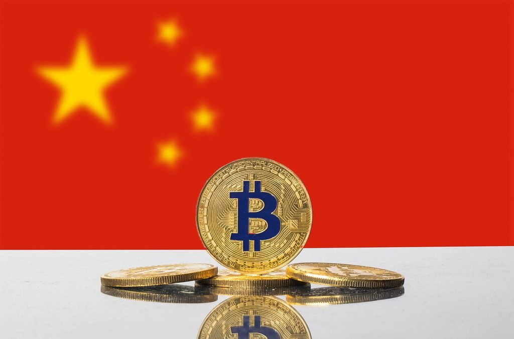 China is stepping up its crackdown on the crypto ecosystem
