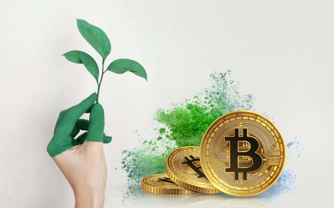 Bitcoin mining becomes greener and more decentralized